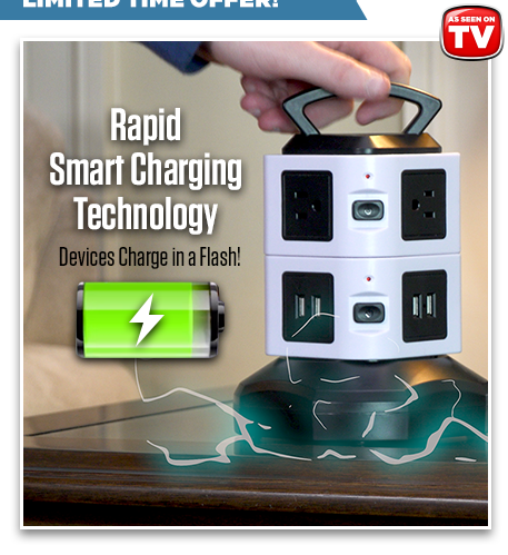 Rapid Smart Charging Technology